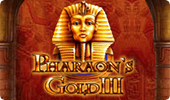 Загадочный автомат Pharaoh's Gold III онлайн